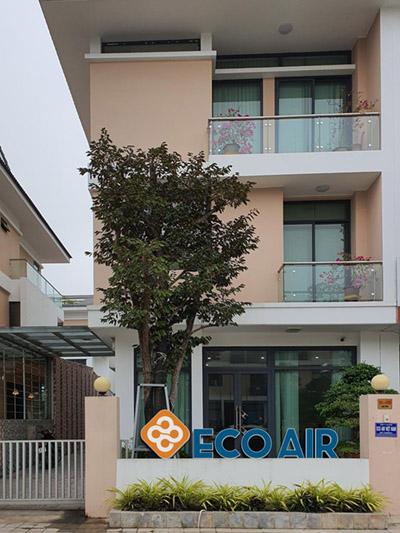 Văn phòng công ty Ecoair